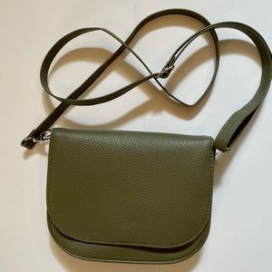 Olive Green Jewell by Thirty-One Wallet/Purse